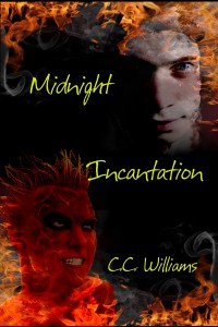 Cover to Midnight Incantation