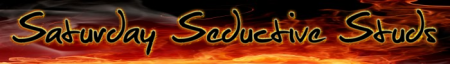 Saturday Seductive Studs logo