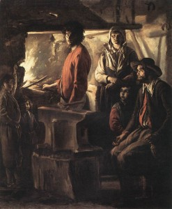 Blacksmith-at-His-Forge