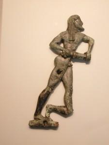 Spartan swordsman